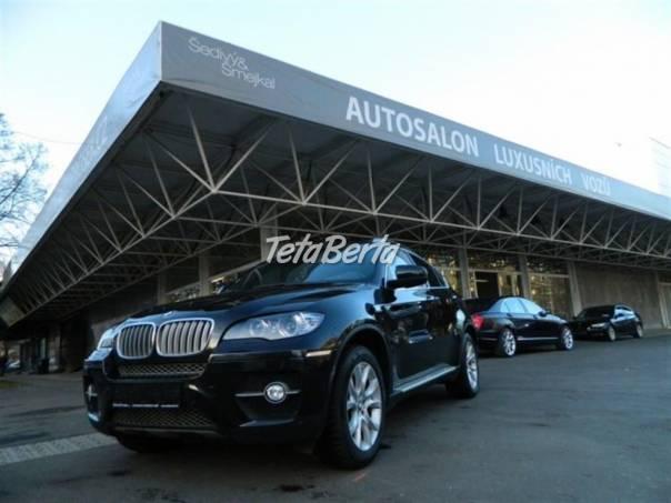 BMW X6 40d  1MAJ ČR SERVIS, foto 1 Auto-moto, Automobily | Tetaberta.sk - bazár, inzercia zadarmo