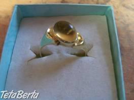 PRSTEŇ s OČKOM ZLATO  3,67 g , Móda, krása a zdravie, Hodinky a šperky  | Tetaberta.sk - bazár, inzercia zadarmo