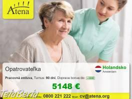 Opatrovanie v Nemecku , Práca, Zdravotníctvo a farmácia  | Tetaberta.sk - bazár, inzercia zadarmo