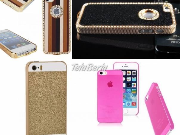 Zadný kryt - púzdro na Apple iPhone 5, foto 1 Elektro, Mobilné telefóny | Tetaberta.sk - bazár, inzercia zadarmo