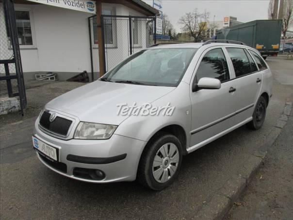 Škoda Fabia 1.4 TDI, KLIMA,SERVISKA, foto 1 Auto-moto, Automobily | Tetaberta.sk - bazár, inzercia zadarmo
