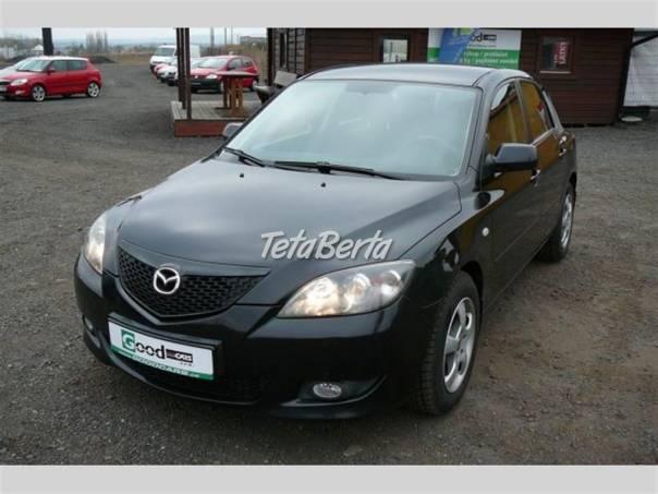 Mazda 3 1,6 CD Sport serviska, foto 1 Auto-moto, Automobily | Tetaberta.sk - bazár, inzercia zadarmo