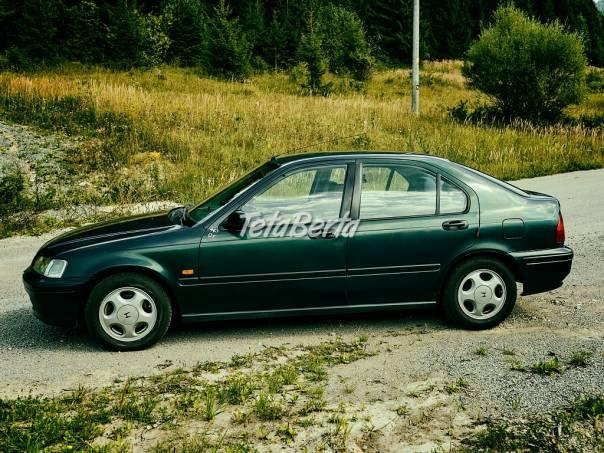 Predám Hondu Civic, foto 1 Auto-moto, Automobily | Tetaberta.sk - bazár, inzercia zadarmo