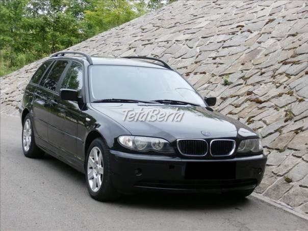BMW Řada 3 320D DIGIKLIMA ALU, foto 1 Auto-moto, Automobily | Tetaberta.sk - bazár, inzercia zadarmo