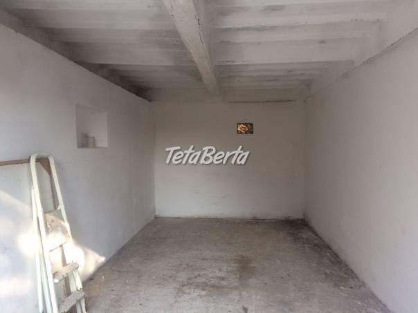 RE060248 Ostatné / Garáž jednotlivá (Predaj), foto 1 Reality, Garáže, parkovacie miesta | Tetaberta.sk - bazár, inzercia zadarmo