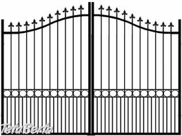 Kované brány, ploty, zábradlia. , Dom a záhrada, Brány a ploty    Tetaberta.sk - bazár, inzercia zadarmo