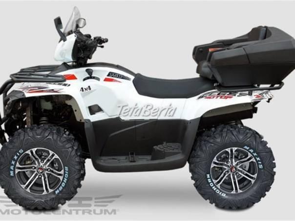 Access Motor  MAX 750i LT FOREST 4x4, foto 1 Auto-moto | Tetaberta.sk - bazár, inzercia zadarmo