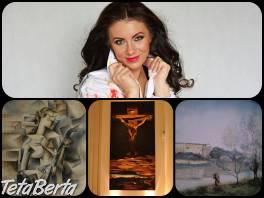 Reprodukcie obrazov slávnych umelcov.