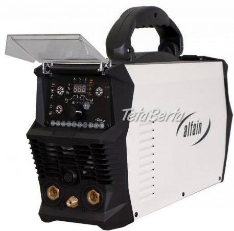 Zvárací invertor PERUN 200 AC / DC PULSE, TIG AC / DC a MMA AC / DC, foto 1 Auto-moto, Autoservis | Tetaberta.sk - bazár, inzercia zadarmo