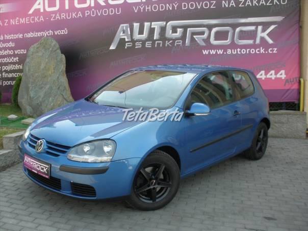 Volkswagen Golf 1.4   FSI orig.KM, foto 1 Auto-moto, Automobily | Tetaberta.sk - bazár, inzercia zadarmo