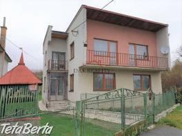 5 izb.dom na predaj Zemplínska Teplica , Reality, Domy    Tetaberta.sk - bazár, inzercia zadarmo