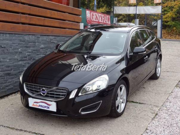 Volvo V60 D2 SUMMUM NAVI XENONY, foto 1 Auto-moto, Automobily | Tetaberta.sk - bazár, inzercia zadarmo