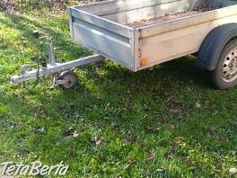 Predám prívesný vozík K&K po veľkej GO. , Dodávky a nákladné autá, Prívesy a Návesy  | Tetaberta.sk - bazár, inzercia zadarmo