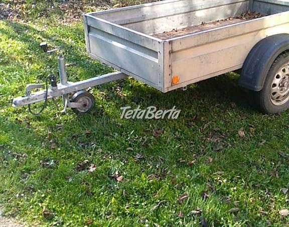 Predám prívesný vozík K&K po veľkej GO., foto 1 Dodávky a nákladné autá, Prívesy a Návesy | Tetaberta.sk - bazár, inzercia zadarmo