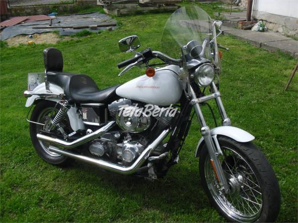 Harley-Davidson Dyna Super Glide , foto 1 Auto-moto | Tetaberta.sk - bazár, inzercia zadarmo