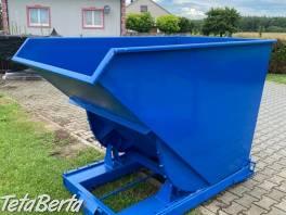 Kontajner TK 2500 litrov , Obchod a služby, Stroje a zariadenia  | Tetaberta.sk - bazár, inzercia zadarmo