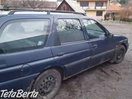 Predám ford escort combi – nepojazdný  , Auto-moto, Automobily  | Tetaberta.sk - bazár, inzercia zadarmo