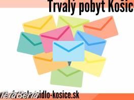 Trvalý pobyt Košice, virtuálne sídlo , Reality, Byty  | Tetaberta.sk - bazár, inzercia zadarmo