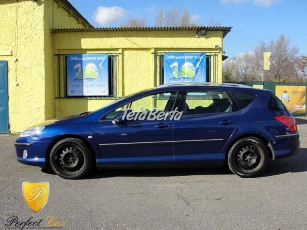 Peugeot 407 2.0 HDI, foto 1 Auto-moto, Automobily | Tetaberta.sk - bazár, inzercia zadarmo