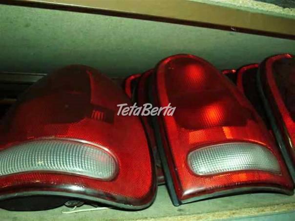 Chrysler Grand Voyager Zadní lampa 96-2000, foto 1 Auto-moto | Tetaberta.sk - bazár, inzercia zadarmo