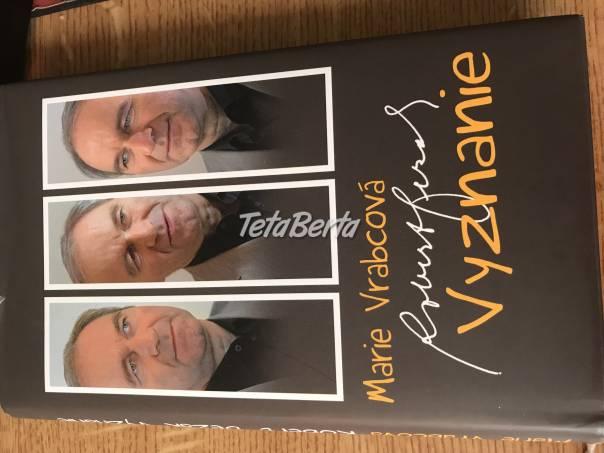 Predám knihu Vyznanie., foto 1 Hobby, voľný čas, Film, hudba a knihy | Tetaberta.sk - bazár, inzercia zadarmo