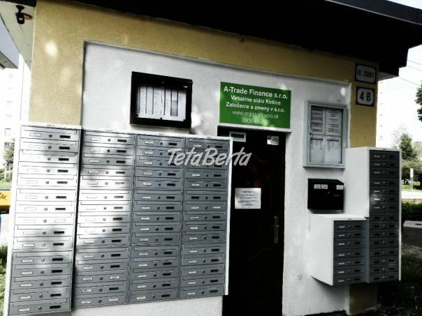 Sídlo pre spoločnosti a živnostníkov, foto 1 Reality, Kancelárie a obch. priestory | Tetaberta.sk - bazár, inzercia zadarmo