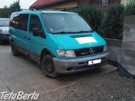 Mercedes-Benz Vito 108CDI , Dodávky a nákladné autá, Autobusy  | Tetaberta.sk - bazár, inzercia zadarmo