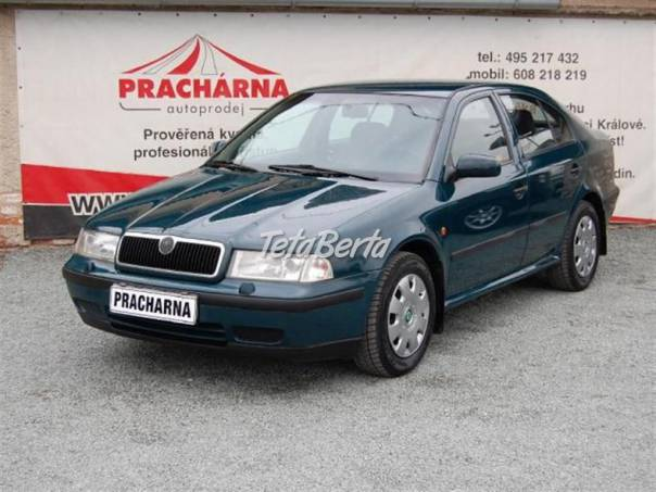 Škoda Octavia 1.8i 20V 92kW EKO ZAPLACENO, foto 1 Auto-moto, Automobily   Tetaberta.sk - bazár, inzercia zadarmo