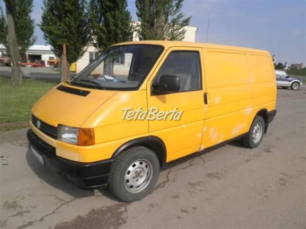 Volkswagen Transporter 1,9 TD,EKO ZAPLACENO, foto 1 Auto-moto, Automobily   Tetaberta.sk - bazár, inzercia zadarmo