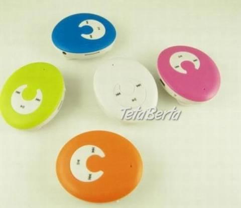 MP3 prehrávač - vajíčko !, foto 1 Elektro, MP3, audio   Tetaberta.sk - bazár, inzercia zadarmo