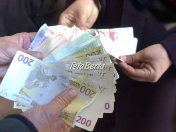 Finančná pomoc, foto 1 Obchod a služby, Ostatné | Tetaberta.sk - bazár, inzercia zadarmo