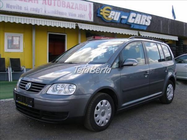 Volkswagen Touran 1.9 TDi,7 MÍST,DIGIKLIMA, foto 1 Auto-moto, Automobily | Tetaberta.sk - bazár, inzercia zadarmo