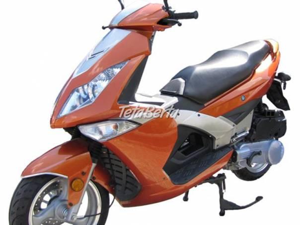 Benzhou Robi skútr 125 ccm, foto 1 Auto-moto | Tetaberta.sk - bazár, inzercia zadarmo
