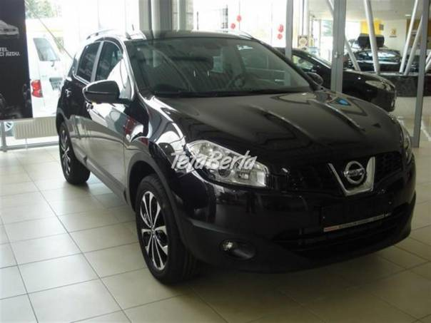 Nissan Qashqai I-Way 4WD, foto 1 Auto-moto, Automobily | Tetaberta.sk - bazár, inzercia zadarmo
