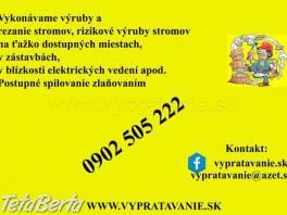 Čistenie pozemkov, pílenie stromov Pezinok , Obchod a služby, Ostatné    Tetaberta.sk - bazár, inzercia zadarmo
