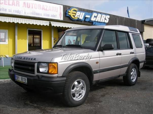 Land Rover Discovery 2,5 TD5,TAŽNÉ 3,5T, foto 1 Auto-moto, Automobily | Tetaberta.sk - bazár, inzercia zadarmo