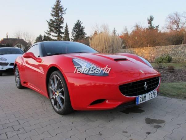 Ferrari California plná záruka 6/2016, foto 1 Auto-moto, Automobily   Tetaberta.sk - bazár, inzercia zadarmo