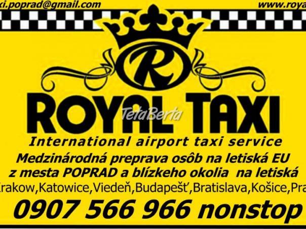 Preprava na letiská, foto 1 Hobby, voľný čas, Autostop | Tetaberta.sk - bazár, inzercia zadarmo