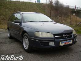 Opel Omega 2.0 16V  PLYN,  DOKLADY SRN  BEZ STK ČR