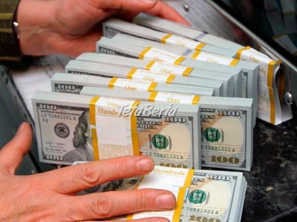 Úvery Pôžičky ponúkajú od 2 000 EUR do viac ako 500 000 EUR., foto 1 Auto-moto, Automobily | Tetaberta.sk - bazár, inzercia zadarmo