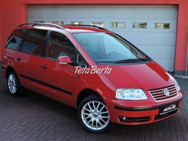 Volkswagen Sharan 1.9 TDi TRENDLINE NAVI , foto 1 Auto-moto, Automobily   Tetaberta.sk - bazár, inzercia zadarmo