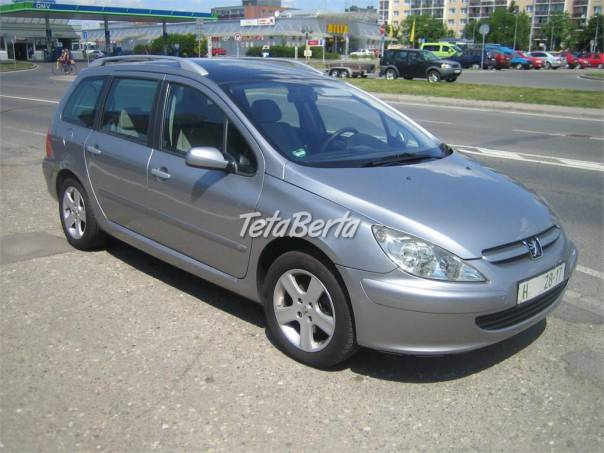 Peugeot 307 , foto 1 Auto-moto, Automobily | Tetaberta.sk - bazár, inzercia zadarmo
