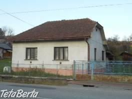 Zaujímavý RD vhodný na chalupu, alebo trvalé bývanie okolie , Reality, Domy  | Tetaberta.sk - bazár, inzercia zadarmo