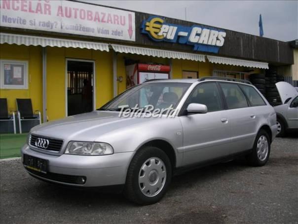Audi A4 1.9 TDi  ABS,ESP,DIGIKLIMA, foto 1 Auto-moto, Automobily | Tetaberta.sk - bazár, inzercia zadarmo