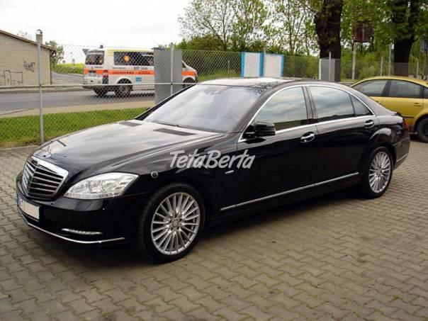 Mercedes-Benz Třída S 350d Bluetec Long, foto 1 Auto-moto, Automobily   Tetaberta.sk - bazár, inzercia zadarmo