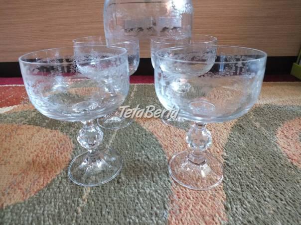 Predám poháre na šampanské., foto 1 Hobby, voľný čas, Umenie a zbierky | Tetaberta.sk - bazár, inzercia zadarmo