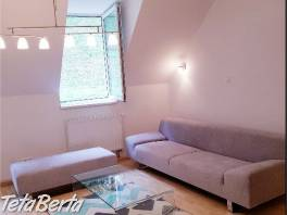Novostavba pekný 1,5 izbový byt Zámocká ulica, Bratislava I. Staré Mesto