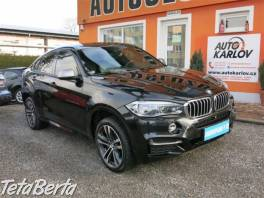 BMW X6 M50d ČR M-PAKET LED , Auto-moto, Automobily  | Tetaberta.sk - bazár, inzercia zadarmo