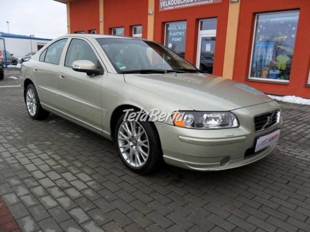 Volvo S60 2,5T 4AWD SUMMUM, KŮŽE, PRVNÍ MAJIT, foto 1 Auto-moto, Automobily   Tetaberta.sk - bazár, inzercia zadarmo