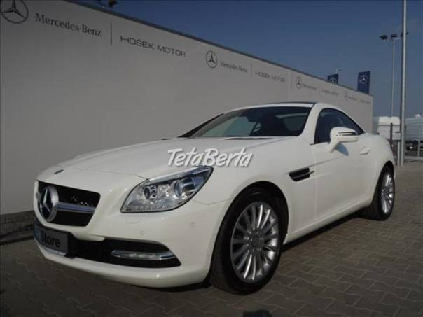 Mercedes-Benz Třída SLK 1.8 SLK 200 7G-Tronic Plus, foto 1 Auto-moto, Automobily | Tetaberta.sk - bazár, inzercia zadarmo